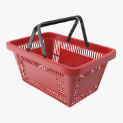 Shopping Basket 3d model