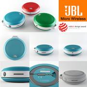 Micro Wireless 3d model