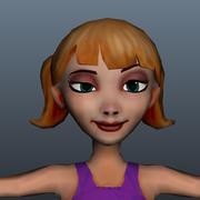 Игровой персонаж 3d model