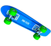 Ретро пластик скейтборд 3d model