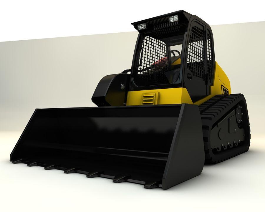 建設機械 royalty-free 3d model - Preview no. 4