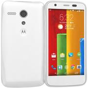 Motorola Moto G 4G White 3d model