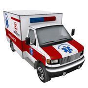 Ambulance 3d model