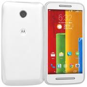 Motorola Moto E & E Dual White 3d model