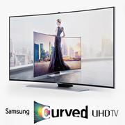 Samsung Kavisli Akıllı 3D UHD 4K LED TV UE65HU9000T 3d model