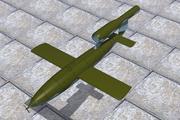 Fiesler 103 V1 3d model