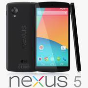 Google Nexus Set 3d model
