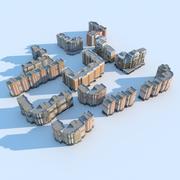 Set di costruzione 3d model