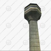 Air Tower 3d model
