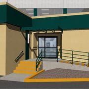 Hastane: Kuzey Hollywood Tıp Merkezi AKA Kutsal Kalp 3d model