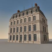European Building 117 3d model