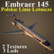 E145 많은 3d model