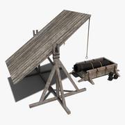 Canhão 3d model