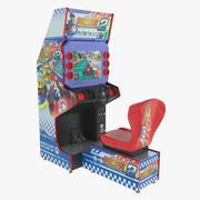 Симулятор Kart Racing Arcade Machine 3d model