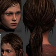 Ellie.obj 3d model