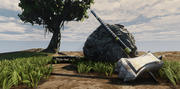 Martelo de Guerra 3d model