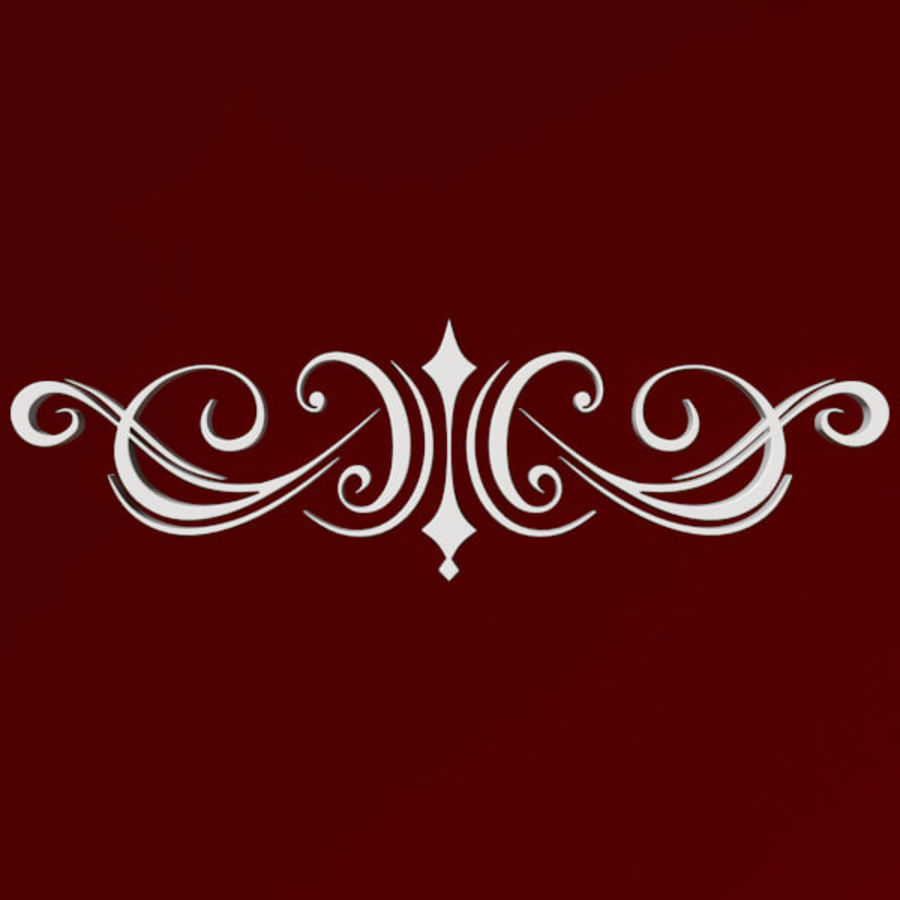 Architectural Element 3 royalty-free 3d model - Preview no. 9