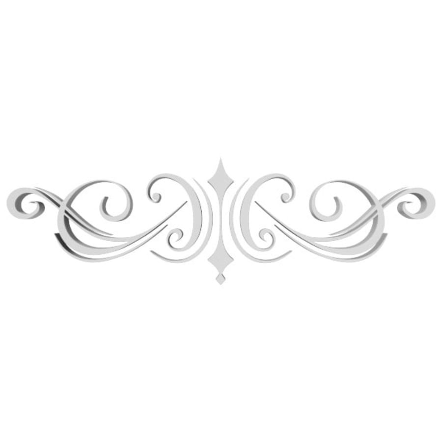 Architectural Element 3 royalty-free 3d model - Preview no. 2