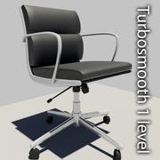 stoel kantoor 3d model