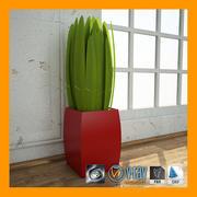 Planta interior 2 modelo 3d