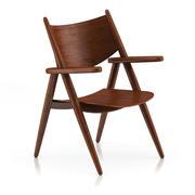 Wooden Chair 2 3d model