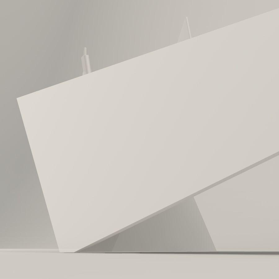 首席执行官表 royalty-free 3d model - Preview no. 5
