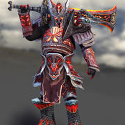 Рыцарь Дракона (продажа) 3d model
