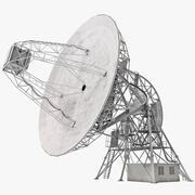 射电天文台 3d model