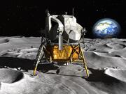 NASA Apollo Lunar Landing Module 3d model