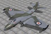 English Electric Canberra B(I)8 3d model