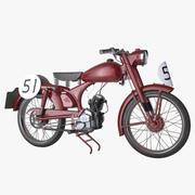 Ducati Cucciolo 3d model