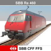 re 460 sbb modelo 3d