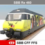 重新460登录 3d model
