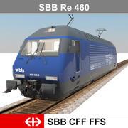 re 460 BLS modelo 3d