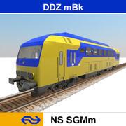 DDZ mBk / NS DDZ 7539 3d model