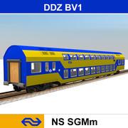 DDZ BV1 / NS DDZ 7539 3d model