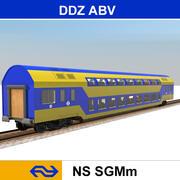 ABv DDZ / NS DDZ 7539 3d model