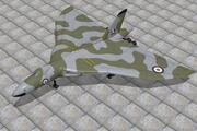 Avro Vulcan B2 3d model