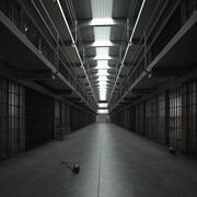 Alcatraz Block 3d model