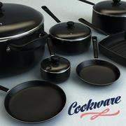 Cockware 3d model