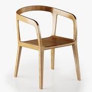 стул современного дизайна 3d model