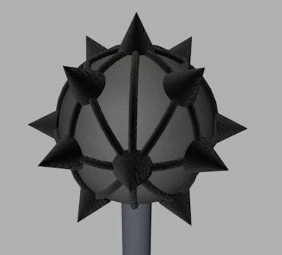 低聚梅斯 royalty-free 3d model - Preview no. 3