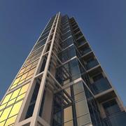 Skyscraper 007 3d model