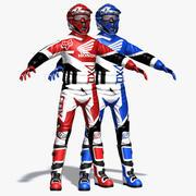 MX Rider modelo 3d