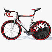 Tour Bike 3d model