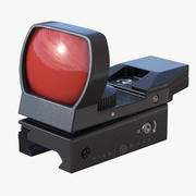 Sure Shot Reflex Sight 3d model