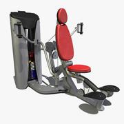 Gym Pec Fly 3d model