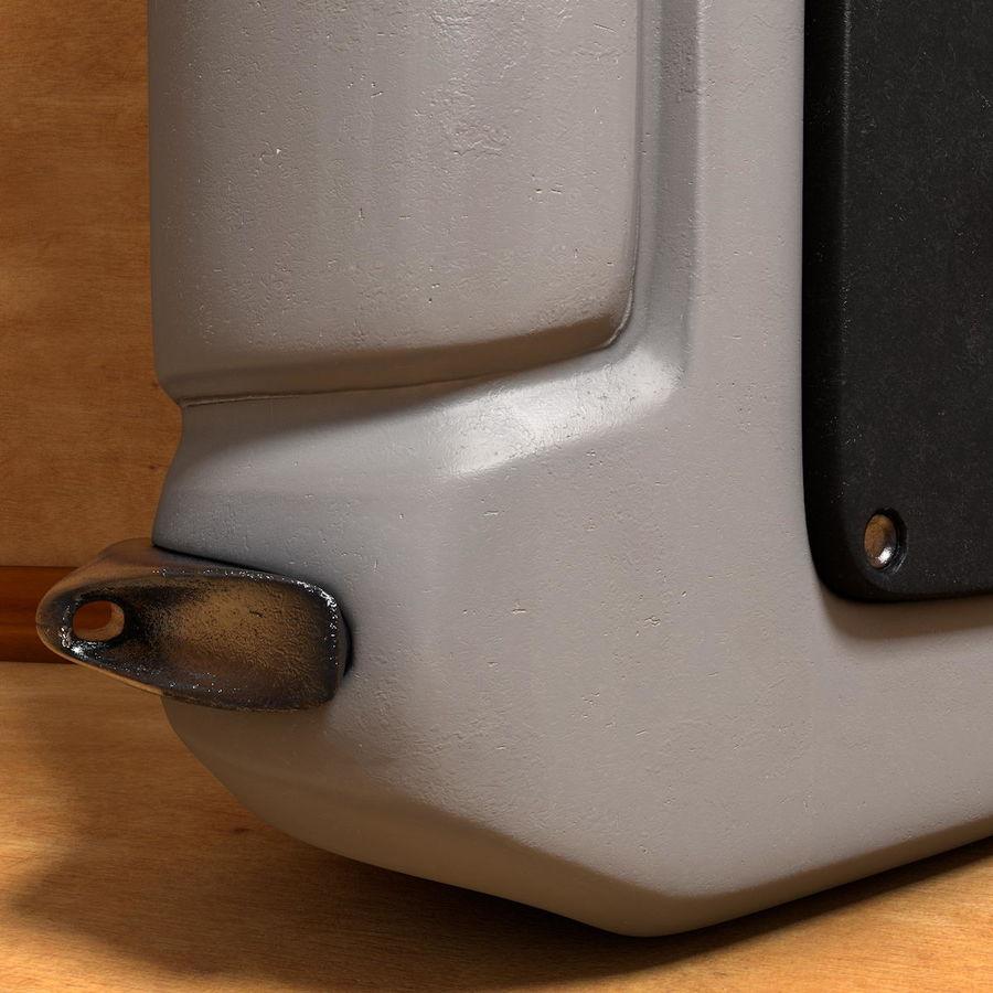 ハンドヘルド汎用電子機器 royalty-free 3d model - Preview no. 18