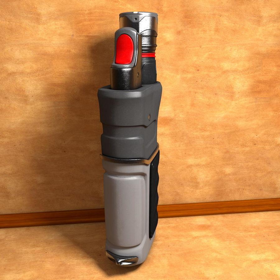 ハンドヘルド汎用電子機器 royalty-free 3d model - Preview no. 8
