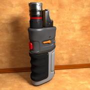 Handheld Versatile Electronic Device 3d model